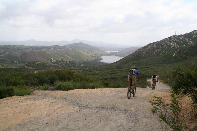 Del Dios Highlands Trail