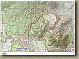 Dale Wiggin's Mt Elden Map
