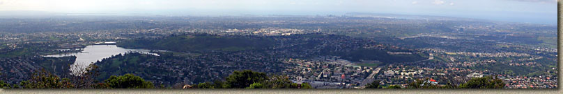 Cowles Mountain and Pyles Peak Pictures