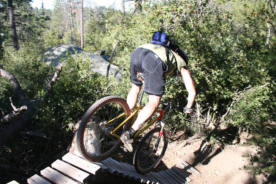 More Good Mountain Biking In Idyllwild