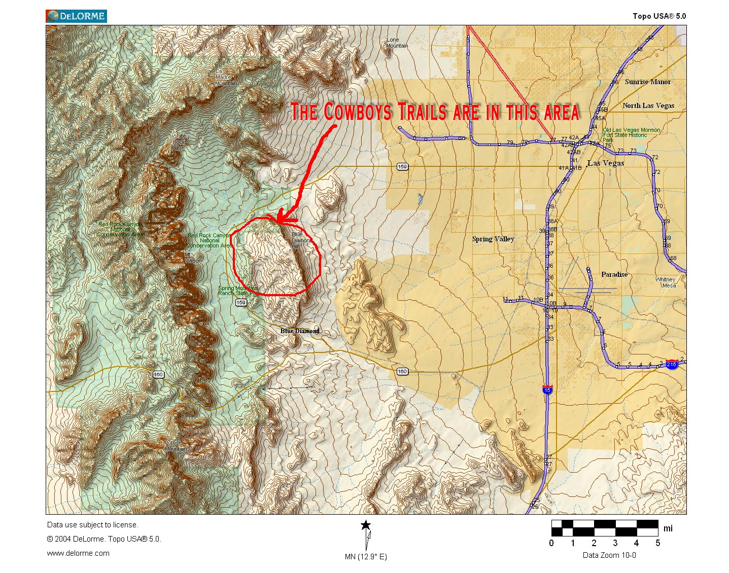 Cowboy Trail Map Www Naturalrugs Store