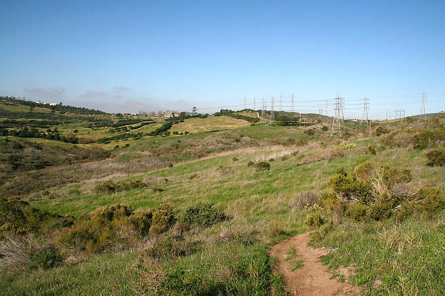 mountain biking the san clemente singletracks of san