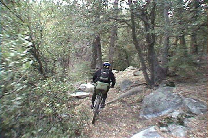 Thomas Mountain And The Ramona Trail