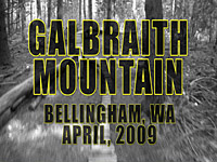 Galbraith Mountain