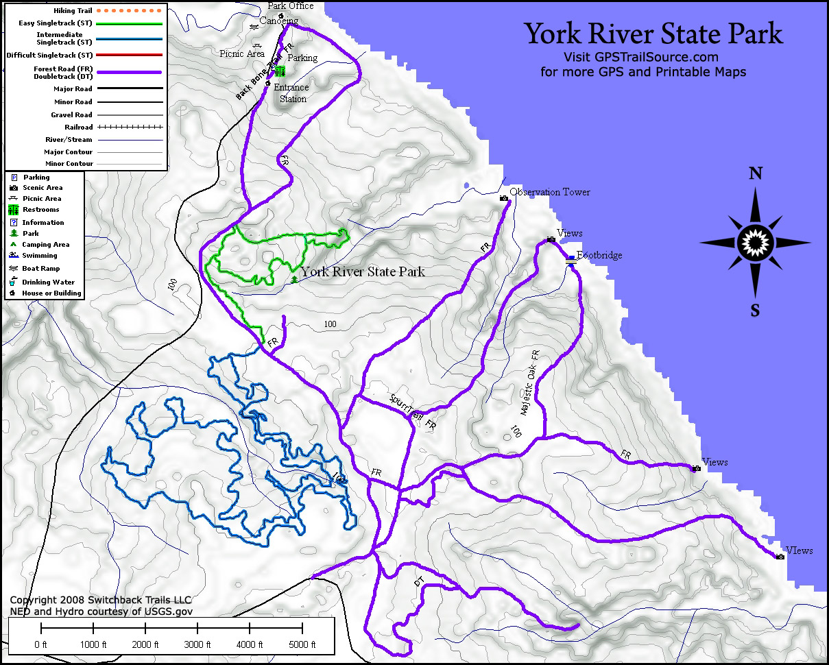 Virginia\'s York River State Park